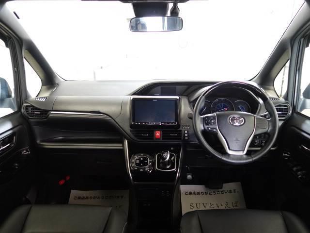 ハイブリッドGi 純正9型ナビ 12型フリップダウンモニター 衝突軽減 両側電動スライド 1オーナー Wエアコン LEDヘッドライト 黒革 シートヒーター クルコン USBコネクタ ETC(2枚目)