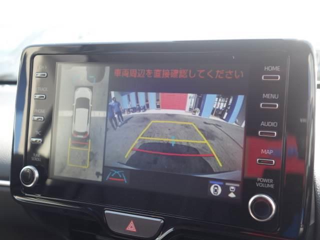 HYBRID Z ステアリングヒーター ブラインドスポット パノラミックビュー ハーフレザー シートヒーター パワーシート レーダークルーズ トヨタセーフティS オートハイビーム(3枚目)