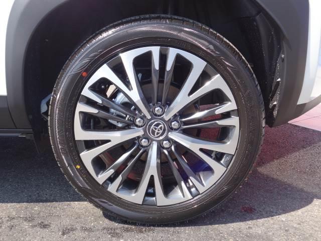 HYBRID Z ステアリングヒーター ブラインドスポット パノラミックビュー ハーフレザー シートヒーター パワーシート レーダークルーズ トヨタセーフティS オートハイビーム(12枚目)
