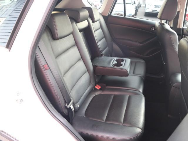 マツダ CX-5 XD Lパッケージ 自動ブレーキ 黒革 シートH SDナビ