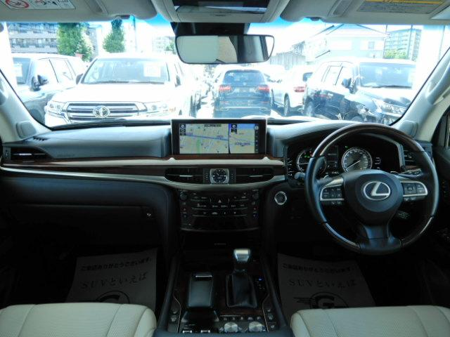 「レクサス」「LX」「SUV・クロカン」「愛知県」の中古車2