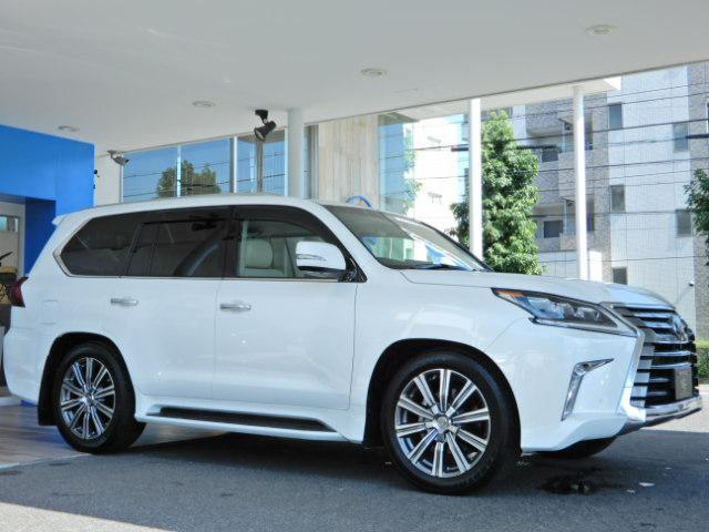 「レクサス」「LX」「SUV・クロカン」「愛知県」の中古車28