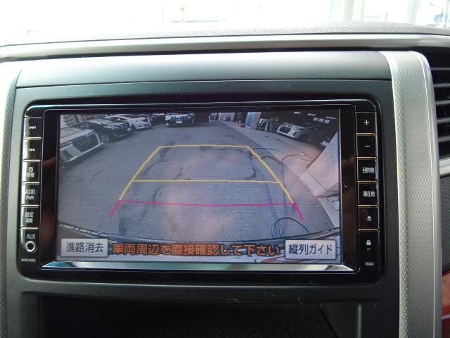 【バックモニター】装備しております。初心者の方・駐車が苦手な方でも安心です。