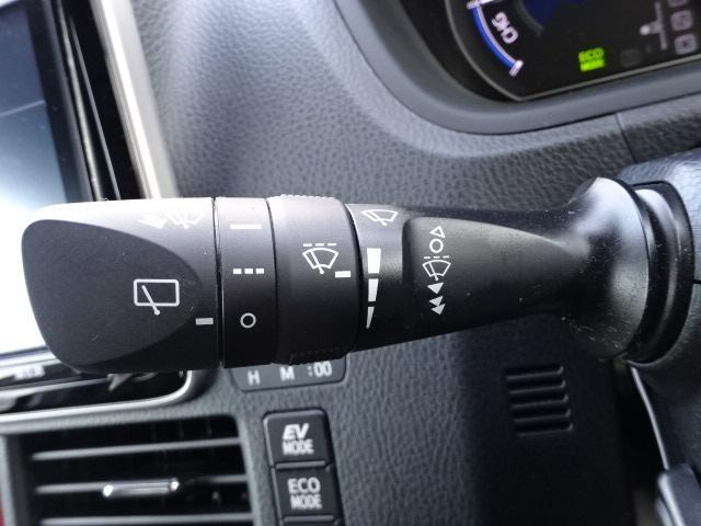 ハイブリッドG 両側電動スライド 純正9インチナビ バックカメラ LEDヘッド トヨタセーフティセンス LDW 衝突防止 スマートキー 7人(34枚目)