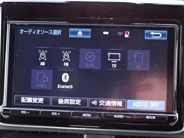 ハイブリッドG 両側電動スライド 純正9インチナビ バックカメラ LEDヘッド トヨタセーフティセンス LDW 衝突防止 スマートキー 7人(37枚目)
