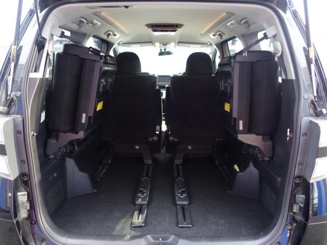 2.4ZプラチナセレクションIIタイプゴルドII 両側電動スライドドア 8型アルパインナビ 10型フリップダウンモニター 電動リアゲート HIDヘッド 7人 オットマン Wエアコン(11枚目)
