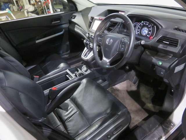 24G 4WD 黒革シート HDDインターナビ SR(12枚目)