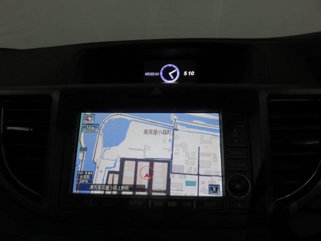 24G 4WD 黒革シート HDDインターナビ SR(17枚目)