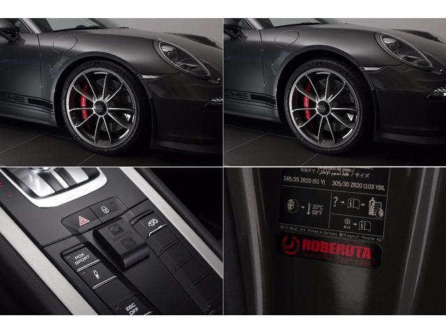 ポルシェ ポルシェ 911GT3 左H 正規D車 ロベルタリフターシステム