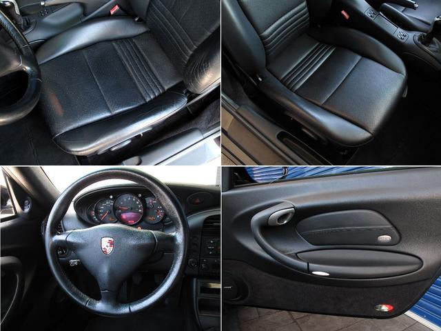 ポルシェ ポルシェ 911カレラ4 左H 6速MT 後期モデル正規D車