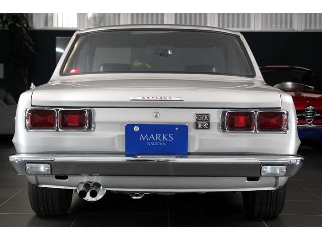 日産 スカイライン 2000GT-R オリジナル車