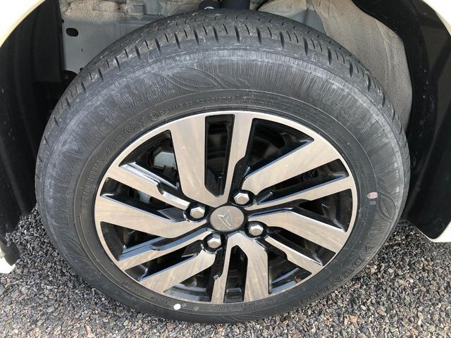 タイヤ綺麗です!