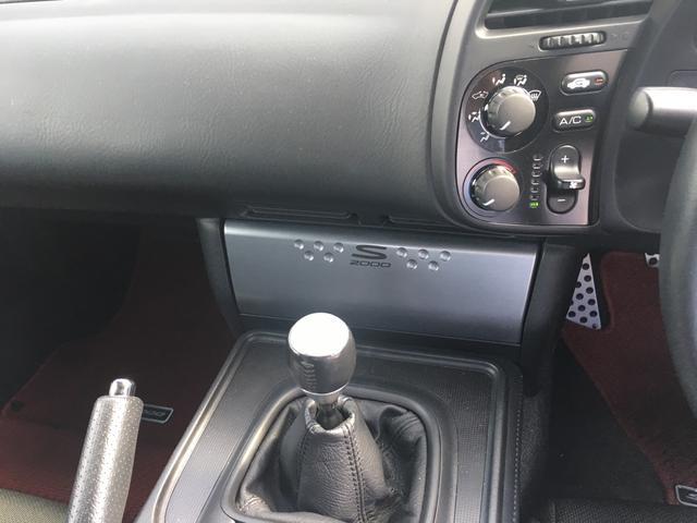 ホンダ S2000 ベースグレード 6速マニュアル