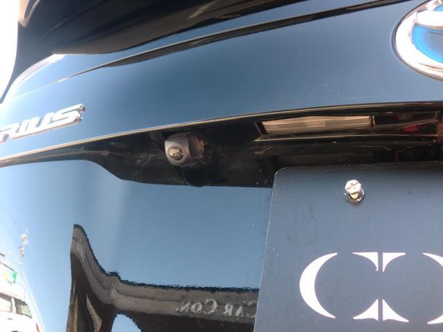 トヨタ プリウス SツーリングSLCナビ地デジBカメラ18AW 無料1年保証付
