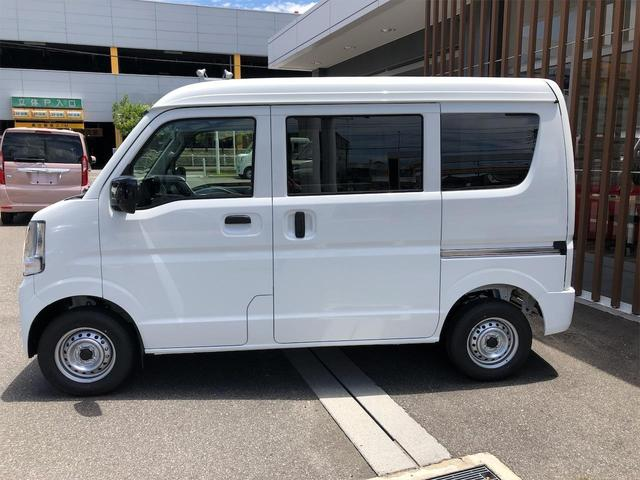 ハンドルは軽やかに、スムーズな運転ができます!