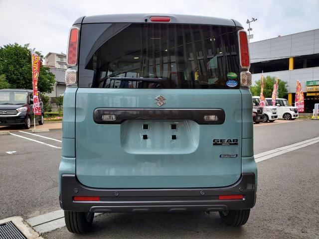 ハイブリッドXZ・最新2型・届出済未使用車(13枚目)