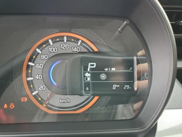 ハイブリッドXZ・最新2型・届出済未使用車(24枚目)