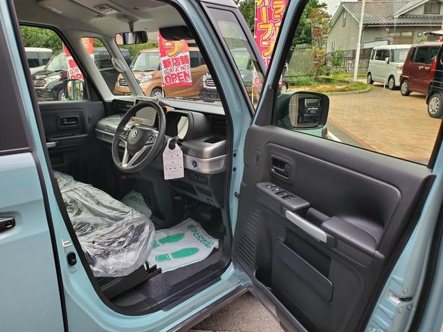 ハイブリッドXZ・最新2型・届出済未使用車(25枚目)