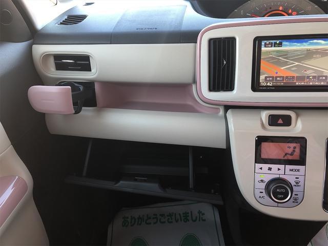 Xメイクアップリミテッド SAIII・ナビ付・届出済未使用車 ナビ純正ナビ付 Bluetooth DVD/CD再生 SD/USB音楽 AM/FMラジオ フルセグTV(14枚目)
