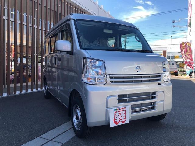DX GLエマージェンシーブレーキパッケージ 2WD・4AT・届出済未使用車・セーフティサポート・フロントパワーウィンドウ・CDデッキ付(6枚目)