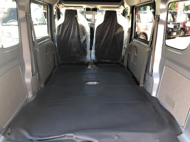 DX GLセーフティパッケージ・ハイルーフ 2WD・4AT・届出済未使用車・セーフティサポート・フロントパワーウィンドウ・CDデッキ付(6枚目)