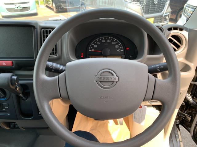 DX GLセーフティパッケージ・ハイルーフ 2WD・4AT・届出済未使用車・セーフティサポート・フロントパワーウィンドウ・CDデッキ付(9枚目)