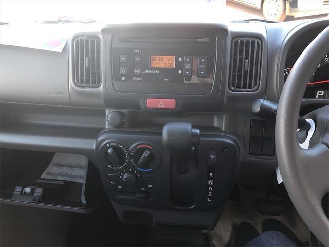 DX GLセーフティパッケージ・ハイルーフ 2WD・4AT・届出済未使用車・セーフティサポート・フロントパワーウィンドウ・CDデッキ付(11枚目)