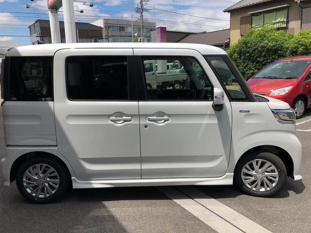 ハイブリッドGS 届出済未使用車・片側電動スライドドア・キーフリー・オートエアコン・シートヒーター・スズキセーフティサポート(9枚目)