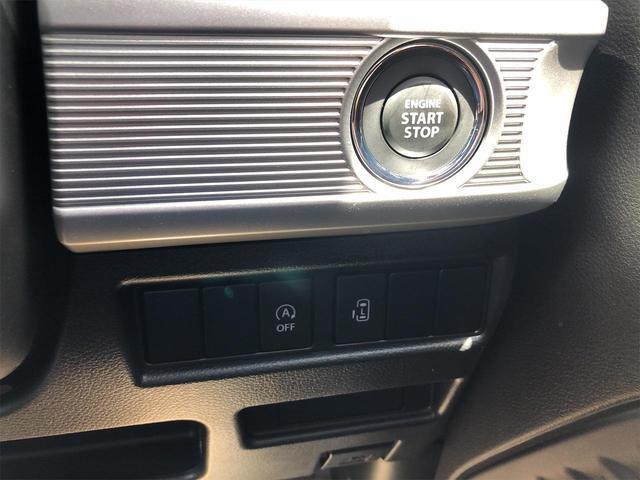 ハイブリッドGS 届出済未使用車・片側電動スライドドア・キーフリー・オートエアコン・シートヒーター・スズキセーフティサポート(15枚目)