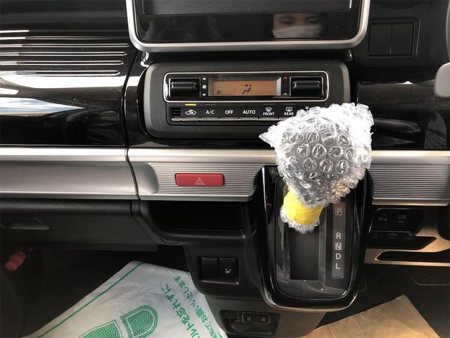 ハイブリッドGS 届出済未使用車・片側電動スライドドア・キーフリー・オートエアコン・シートヒーター・スズキセーフティサポート(17枚目)