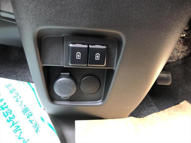 ハイブリッドGS 届出済未使用車・片側電動スライドドア・キーフリー・オートエアコン・シートヒーター・スズキセーフティサポート(18枚目)