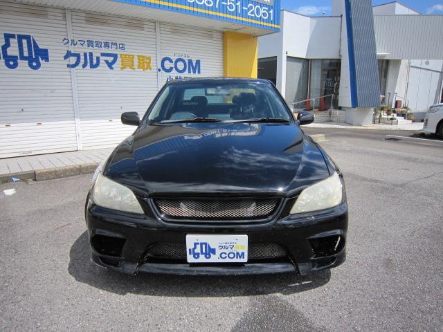 RS200LTD  レカロ 車高調 ワークアルミ 買取車両(2枚目)