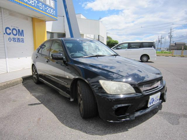 RS200LTD  レカロ 車高調 ワークアルミ 買取車両(6枚目)