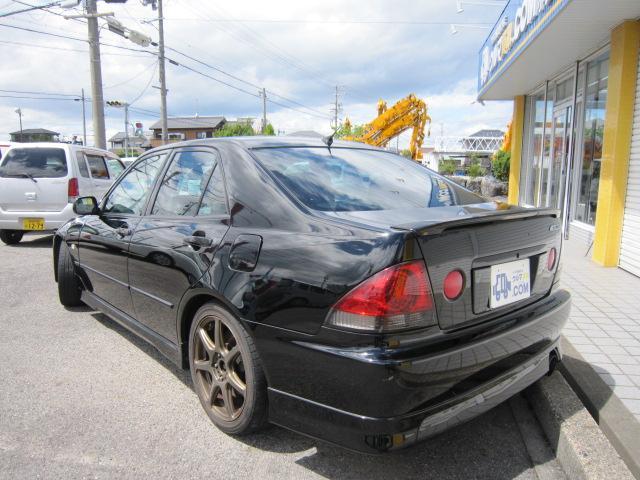 RS200LTD  レカロ 車高調 ワークアルミ 買取車両(8枚目)