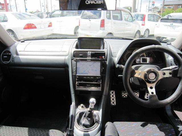 RS200LTD  レカロ 車高調 ワークアルミ 買取車両(11枚目)