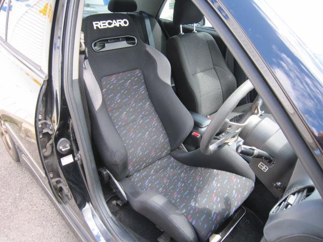 RS200LTD  レカロ 車高調 ワークアルミ 買取車両(12枚目)