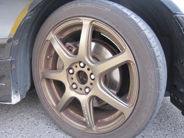 RS200LTD  レカロ 車高調 ワークアルミ 買取車両(18枚目)