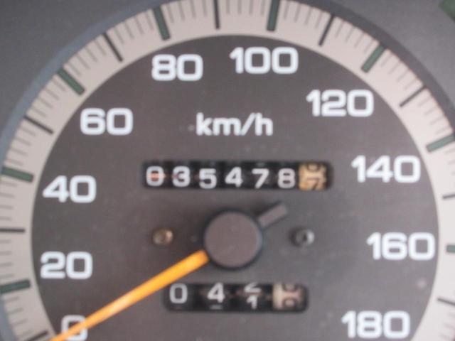実走行3万キロ台!なかなか無いくらい珍しい車の一台です