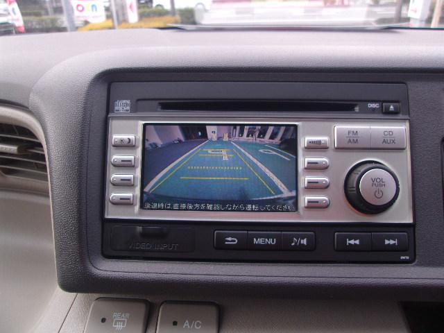 ホンダ ライフ G バックカメラ付純正CDオーディオ ETC 13インチAW