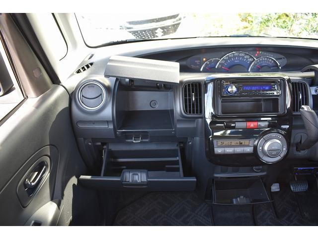 ダイハツ タント カスタムX 左側電動スライドドア CD スマートキー ETC