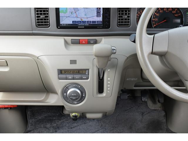 カスタムターボRS 4AT ABS ワンオーナー 格ミラー HIDヘッドライト フォグランプ ETC キーレス CD DVD再生可 フルセグTV メモリーナビ バックカメラ 純正アルミホイール 左側電動両側スライドドア(19枚目)