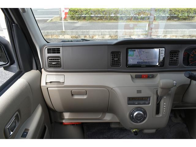 カスタムターボRS 4AT ABS ワンオーナー 格ミラー HIDヘッドライト フォグランプ ETC キーレス CD DVD再生可 フルセグTV メモリーナビ バックカメラ 純正アルミホイール 左側電動両側スライドドア(21枚目)