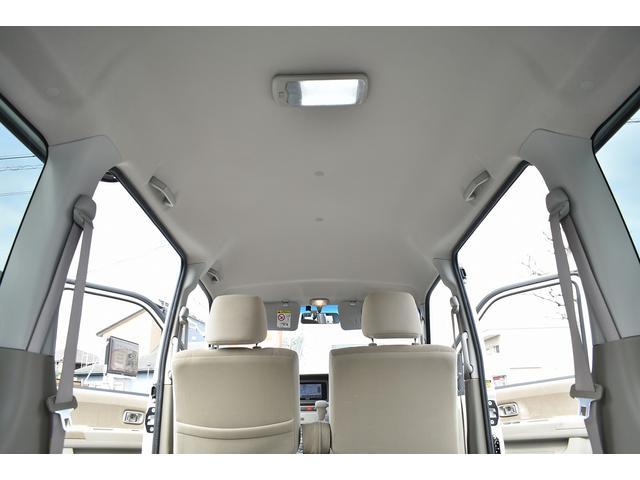 カスタムターボRS 4AT ABS ワンオーナー 格ミラー HIDヘッドライト フォグランプ ETC キーレス CD DVD再生可 フルセグTV メモリーナビ バックカメラ 純正アルミホイール 左側電動両側スライドドア(41枚目)