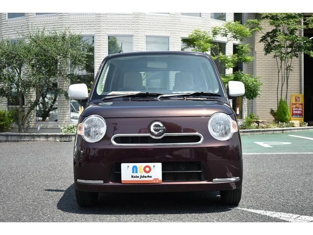 ココアX CVT ABS オートエアコン 電格ミラー アイドリングストップ スマートキー 純正CDデッキ 金ん(9枚目)