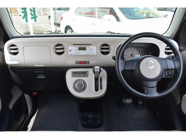 ココアX CVT ABS オートエアコン 電格ミラー アイドリングストップ スマートキー 純正CDデッキ 金ん(17枚目)
