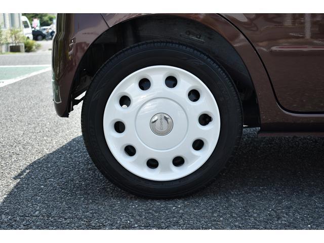 ココアX CVT ABS オートエアコン 電格ミラー アイドリングストップ スマートキー 純正CDデッキ 金ん(47枚目)