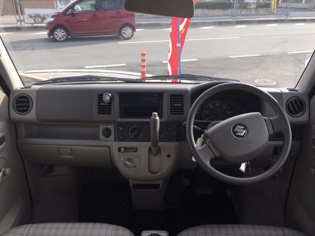 スズキ エブリイ PA 4WD オートマ エアバッグ