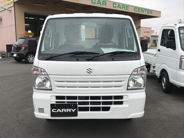 KCエアコン・パワステ 4WD 5速MT 届出済未使用車(2枚目)