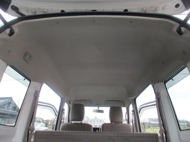 PA  ハイルーフ 集中ロック 車検整備付 保証付き(17枚目)