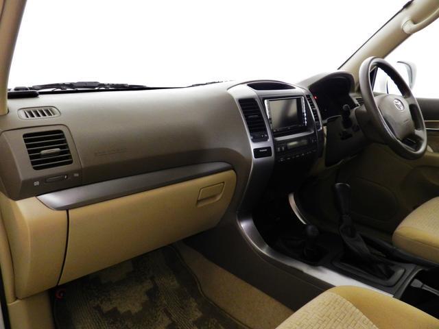 トヨタ ランドクルーザープラド TX 4WD ナビ バックカメラ ETC フルエアロ仕様
